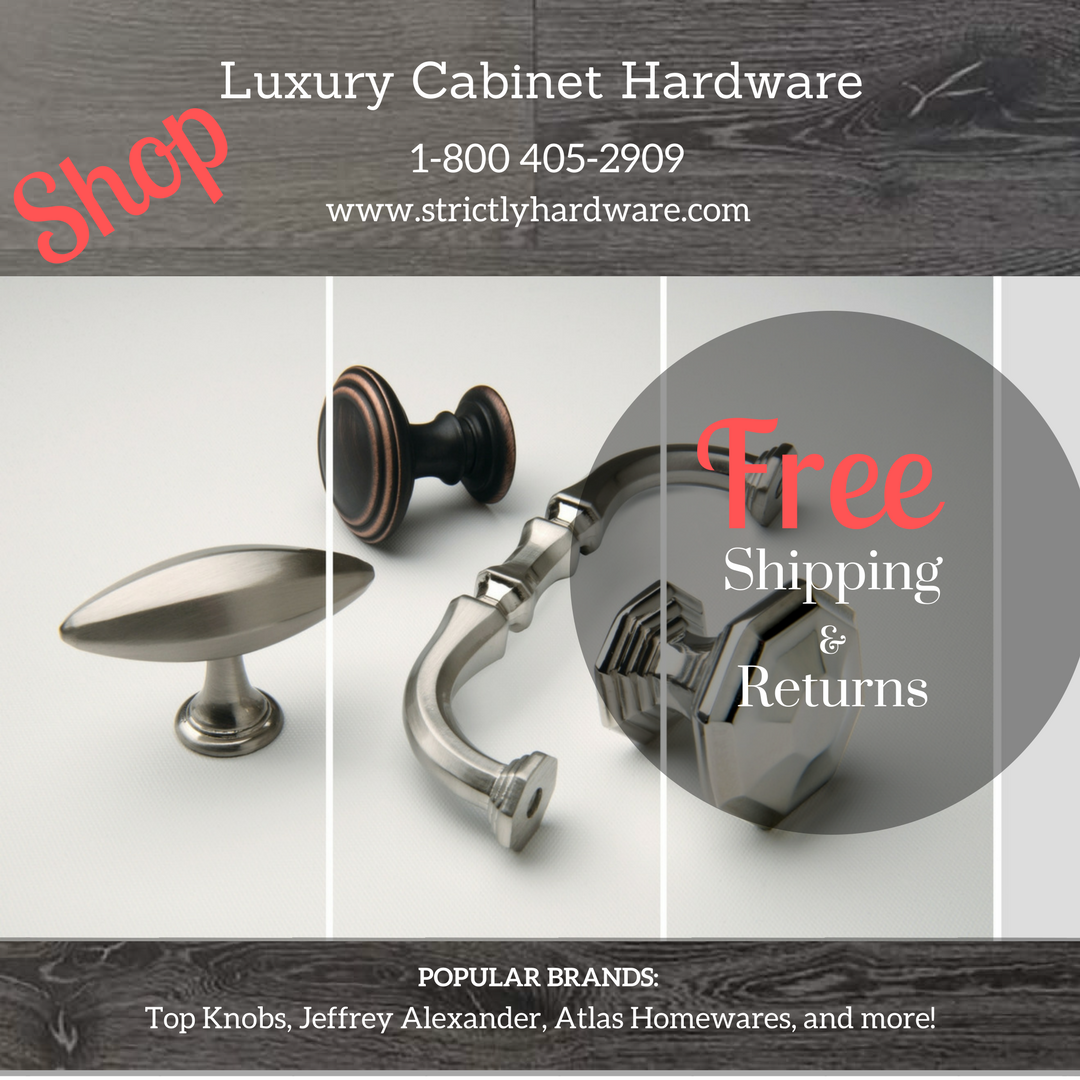 Shop the finest luxury hardware brands around! Let Strictly Hardware ...