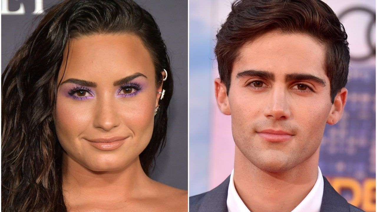 A complete chronology of Demi Lovato and Max Ehrich's