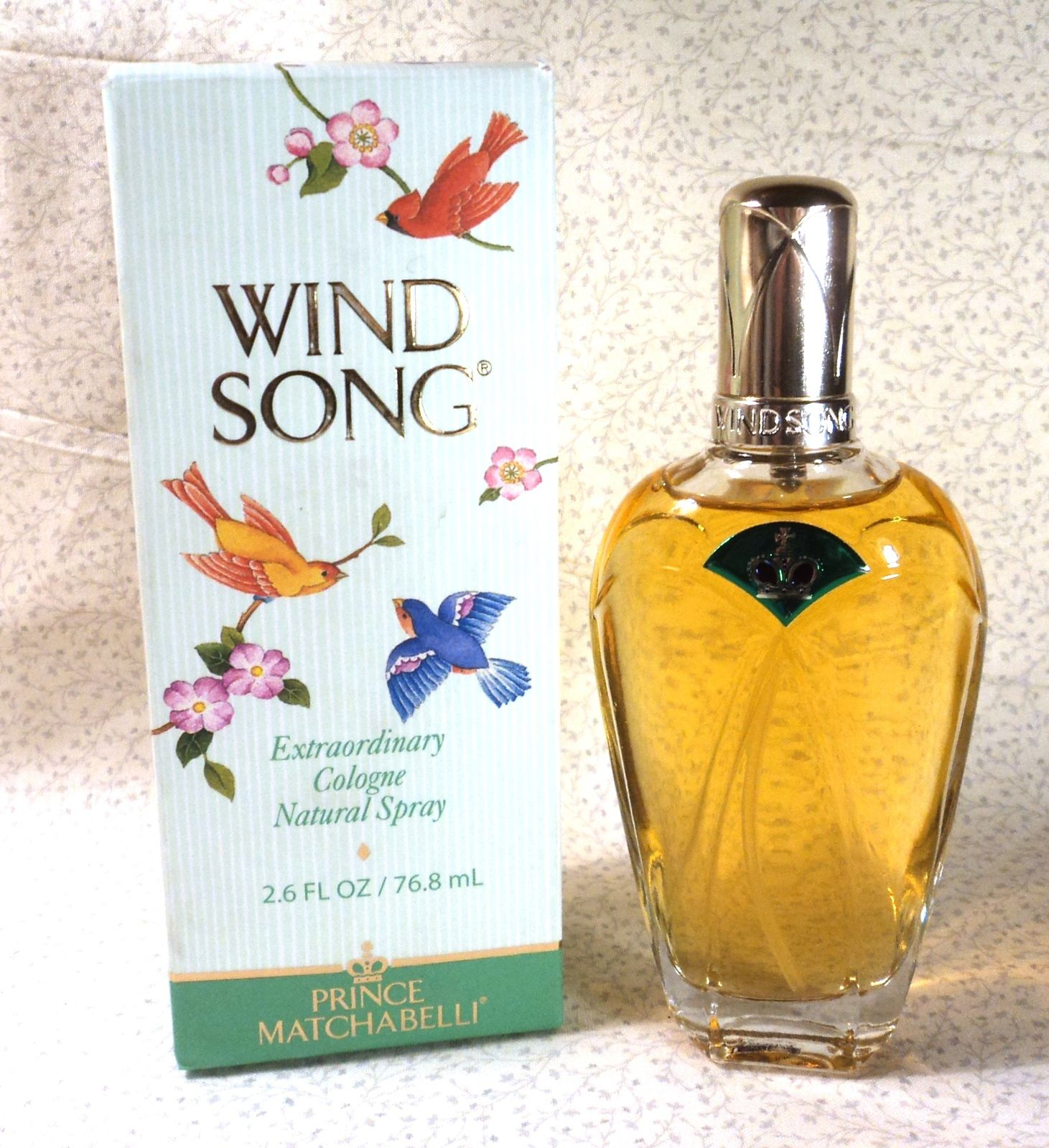 Wind Song By Prince Matchabelli For