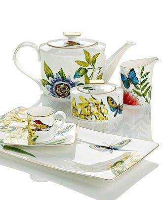 Amazonia Collection Art De La Table Vaisselle Et Porcelaine