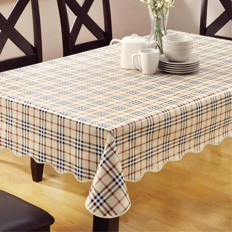 Compare Prices On Restaurant Tablecloths  Online Shopping/Buy Low ... Plastic  Table ...