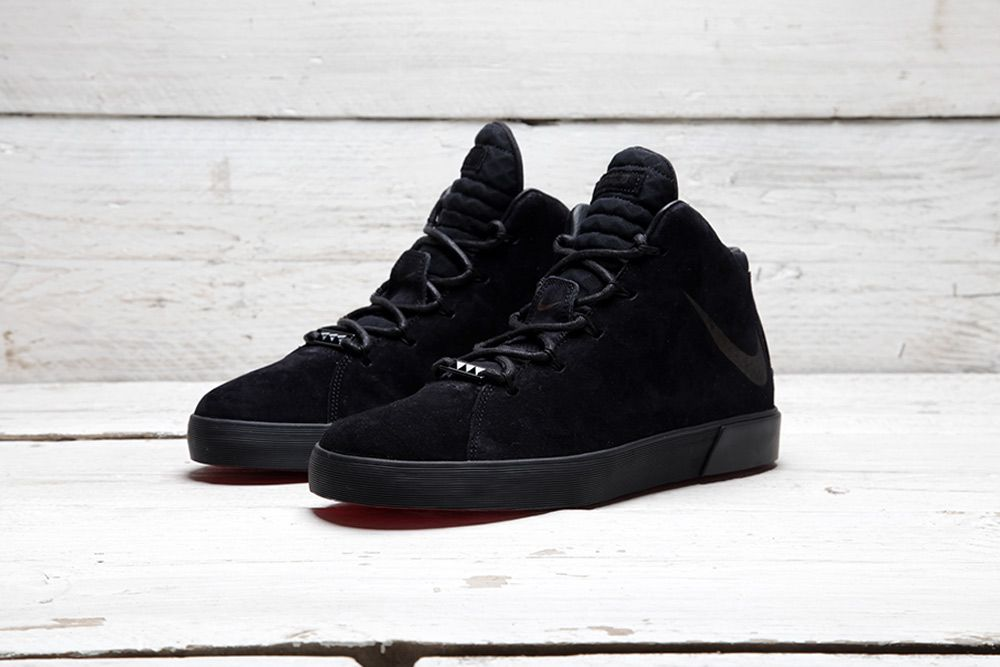 nike lebron 12 nsw lifestyle black michael jordan sneakers official website