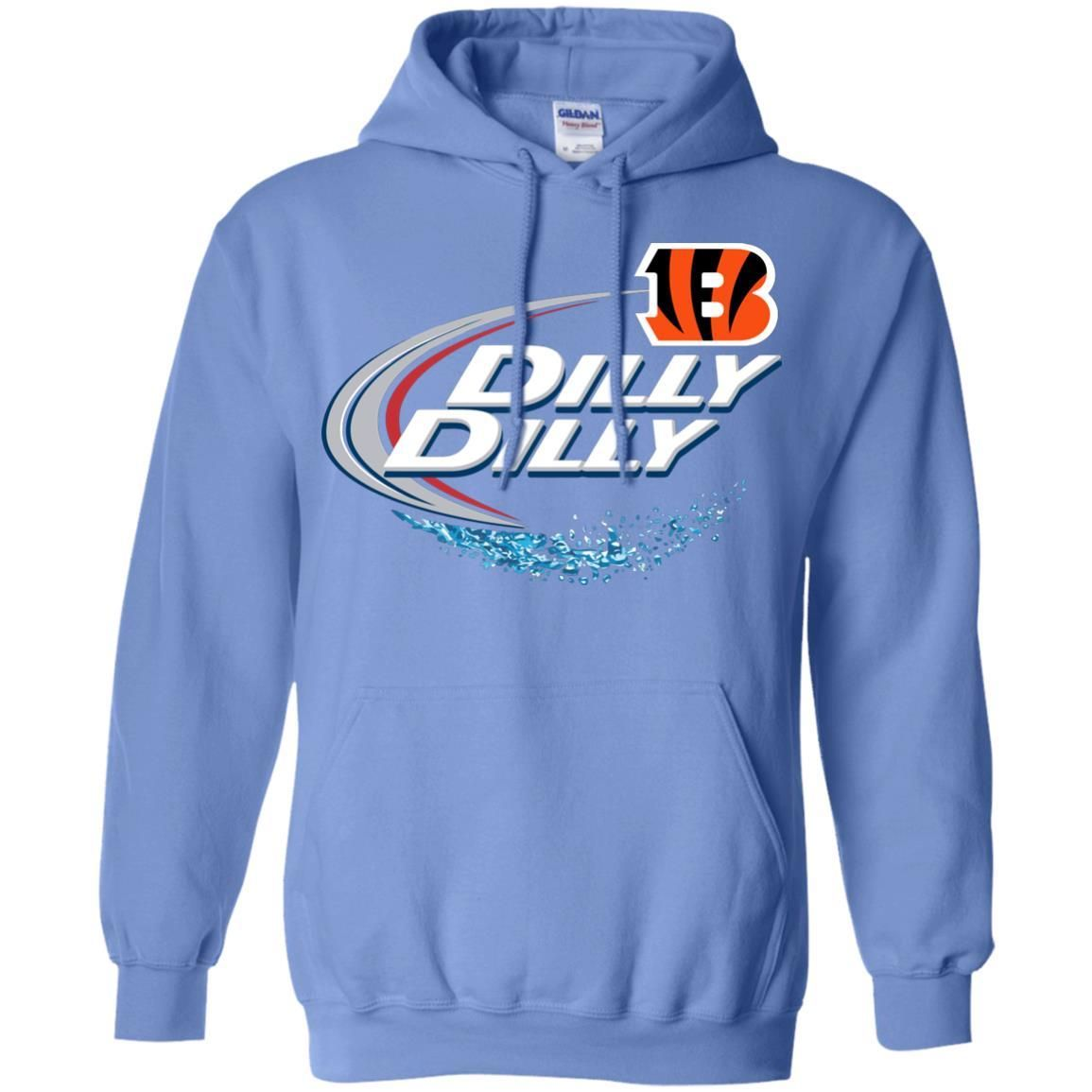 Dilly Dilly Cincinnati Bengals Nfl Football Team T-shirt Gift For Fan