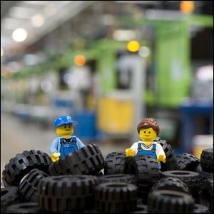 Do you know who the largest tire manufacturer in the world is?  We'll give you two guesses ;)