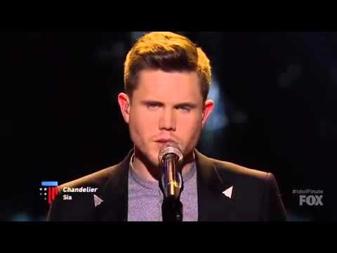Amazing performance by trent harmon singing sias chandelier on amazing performance by trent harmon singing sias chandelier on american idol aloadofball Gallery