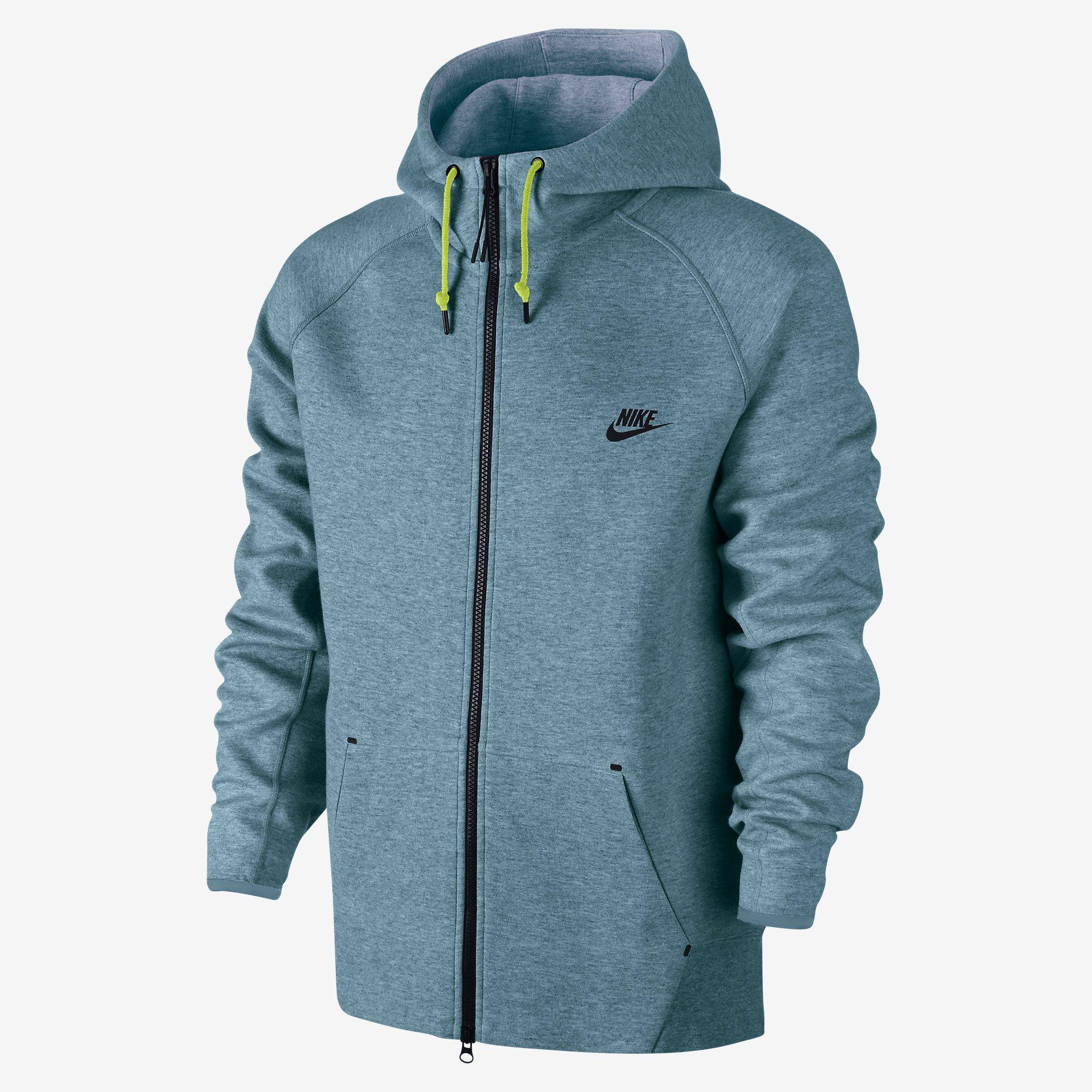 The Nike Tech Fleece AW77 1.0 FullZip Men's Hoodie