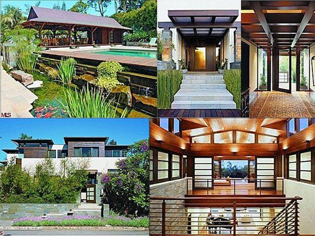 Inside Matt Damon S 15 Million Mansion Hollyscoop