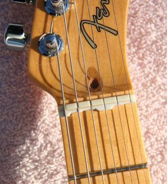 Custom Compensated Guitar Nut Guitar Diy Guitar Design Steampunk Guitar