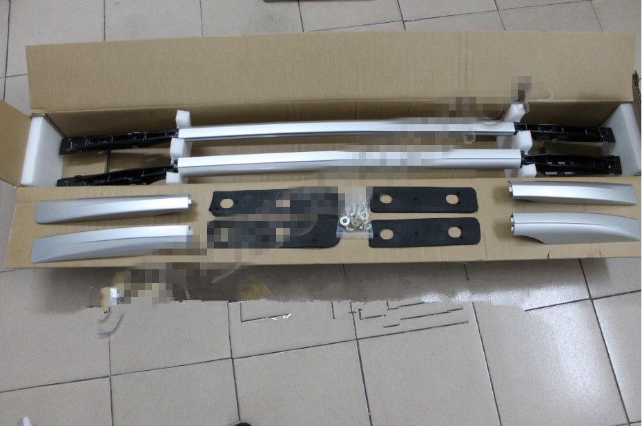 Carcovers Aluminium Alloy Side Bars Rails Roof Rack