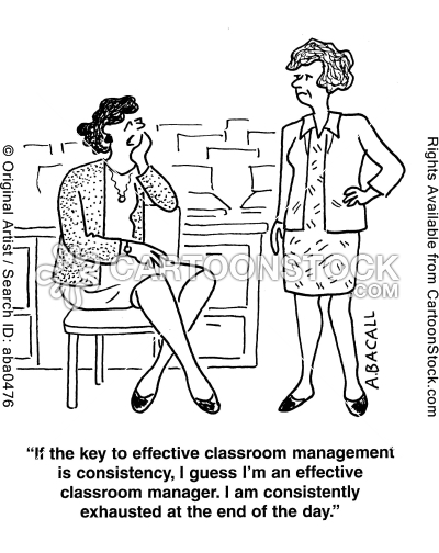 Modern Concept Of Classroom Management : New yorker teacher cartoons free teaching