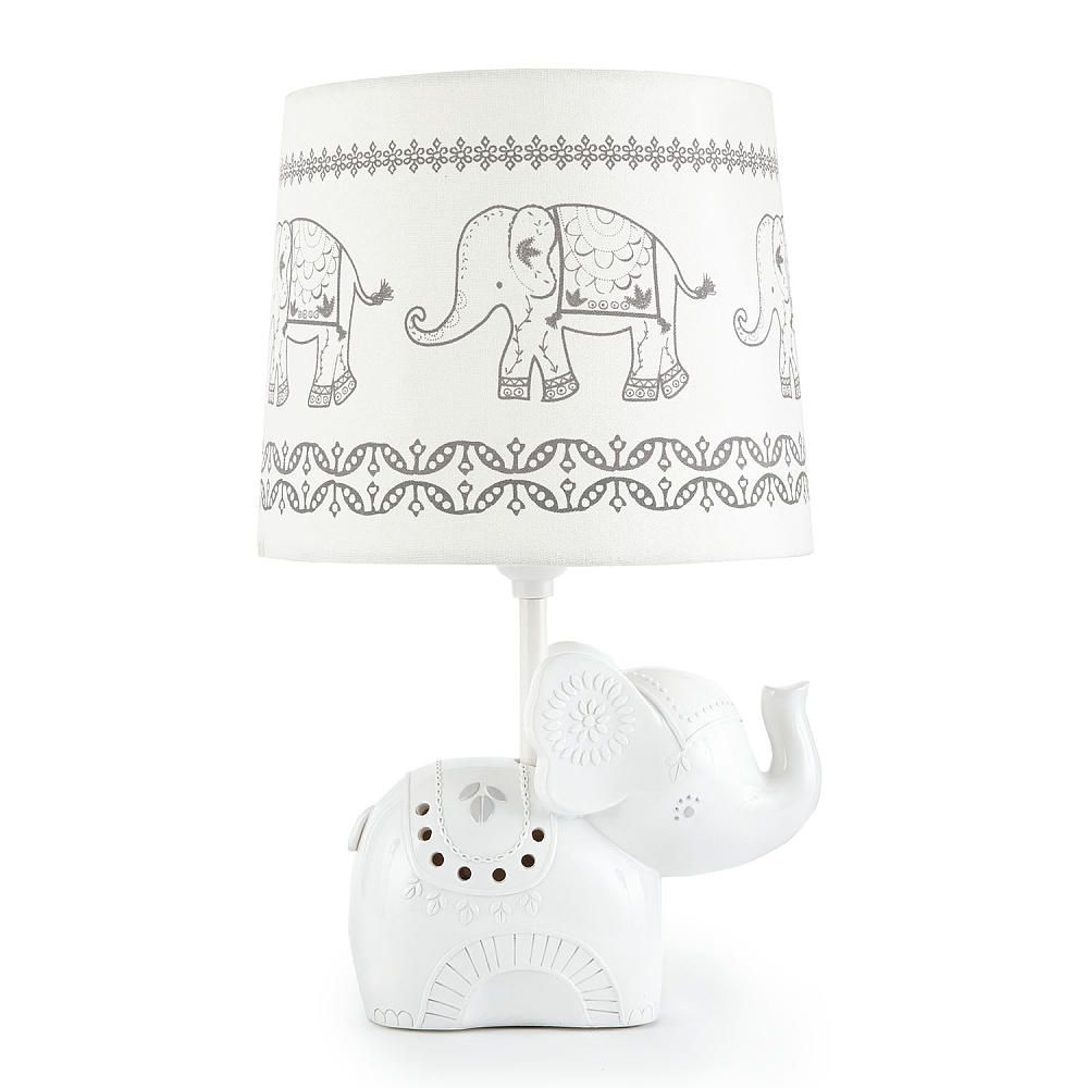 shade lamp and design lamps nursery ideas cuties bedroom baby gold elephant childrens levtex base charlotte
