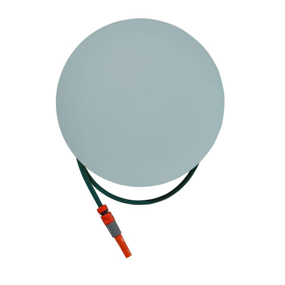 Dial Hose Hanger | Powder Coat Steel | Gardenware | Hose Reel Outdoor  Accessories