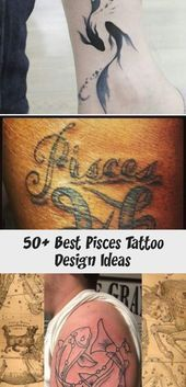 Photo of 50+ Best Pisces Tattoo Design-Ideen – Hike n Dip #ArtTattooIllustration #ArtTatt …