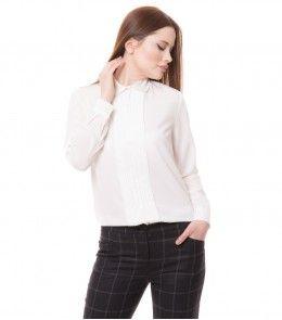 Karaca Bayan Bluz Ekru Bluz Giyim Urunler