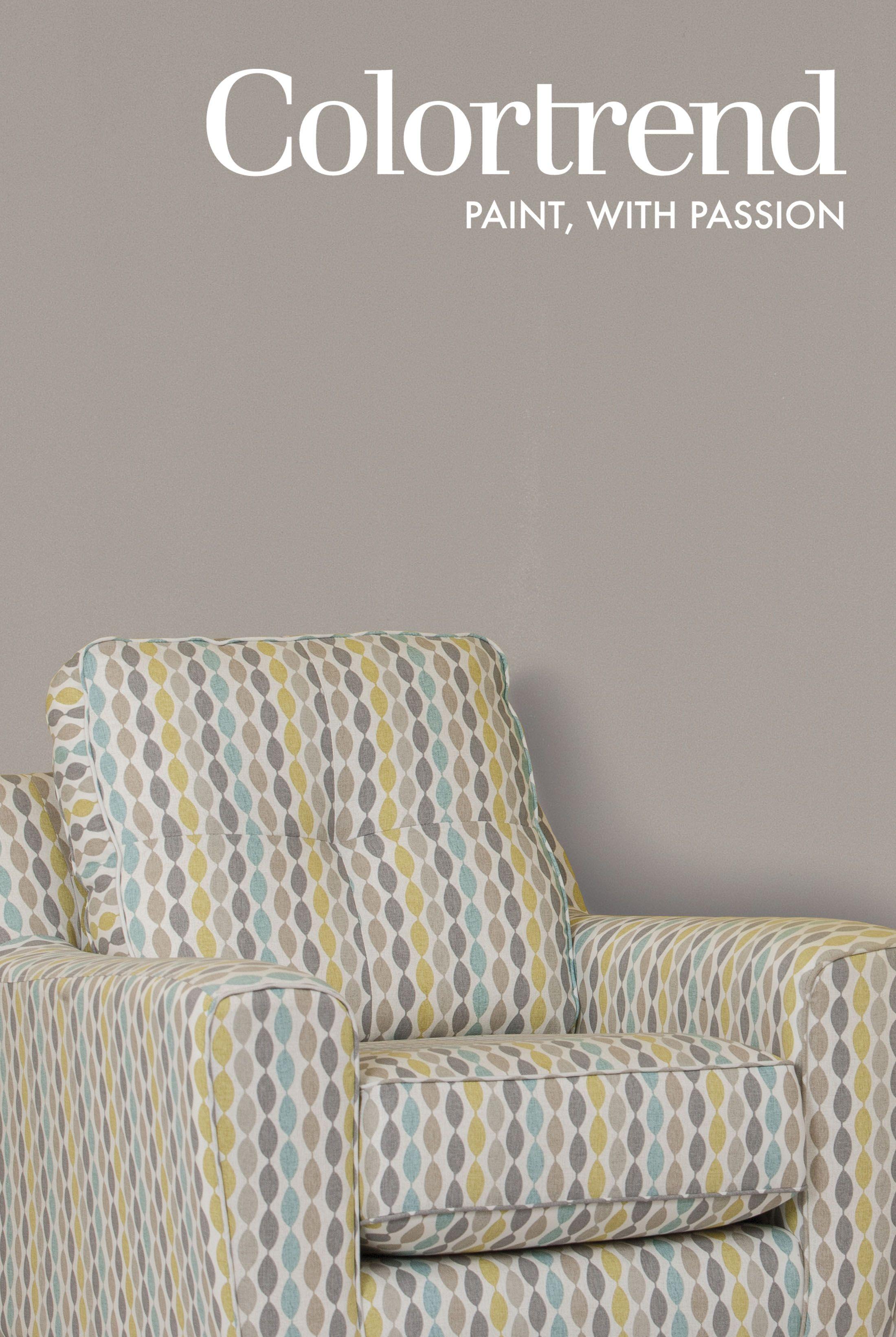 Walls Old Bone In Interior Matt Finish Www Colortrend Ie