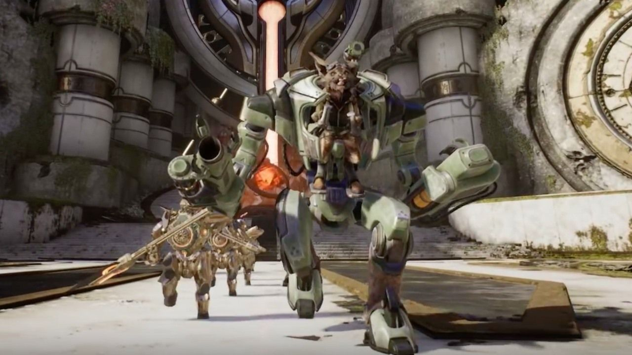 Paragon Official Overview Trailer Epic Games talks about ...