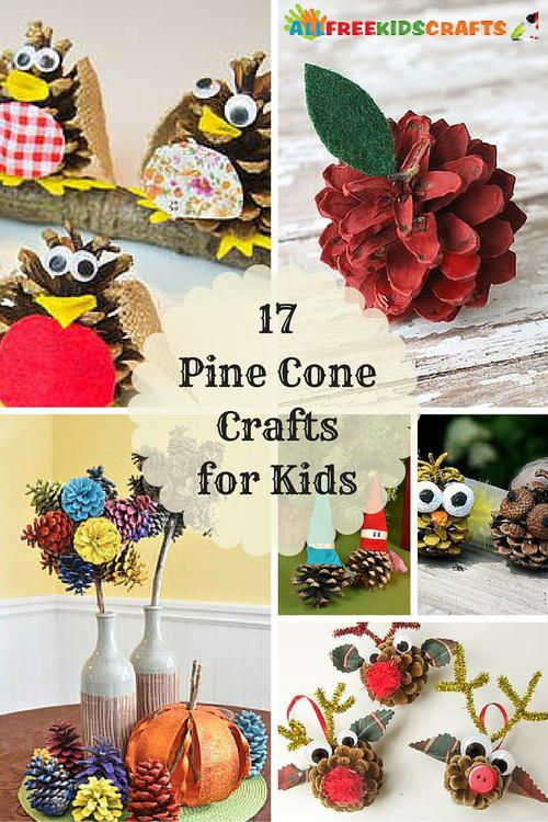 32 Pine Cone Crafts For Kids Pine Cone Crafts Pine Cone And Craft