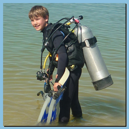 Underwaterphantaseas Diving Programs Specifically For Children Scuba Lesson Diving Diving Center