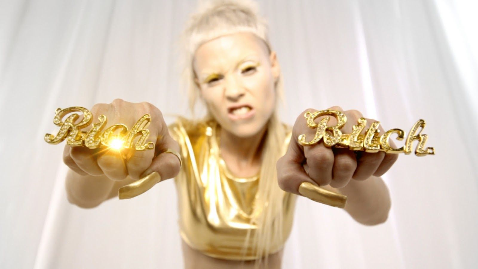 Die Antwoord just dropped a really freaky preview of their ...