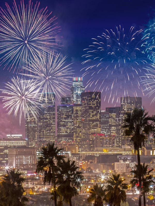 13 Los Angeles New Year's Eve Ideas to Ring in 2019 in