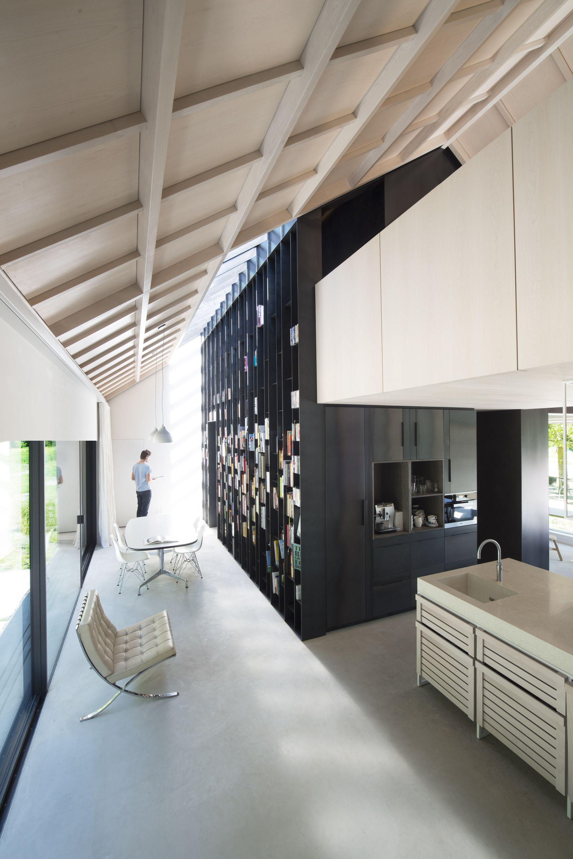 Gallery of villa schoorl studio prototype 4 huis for Architettura interni case