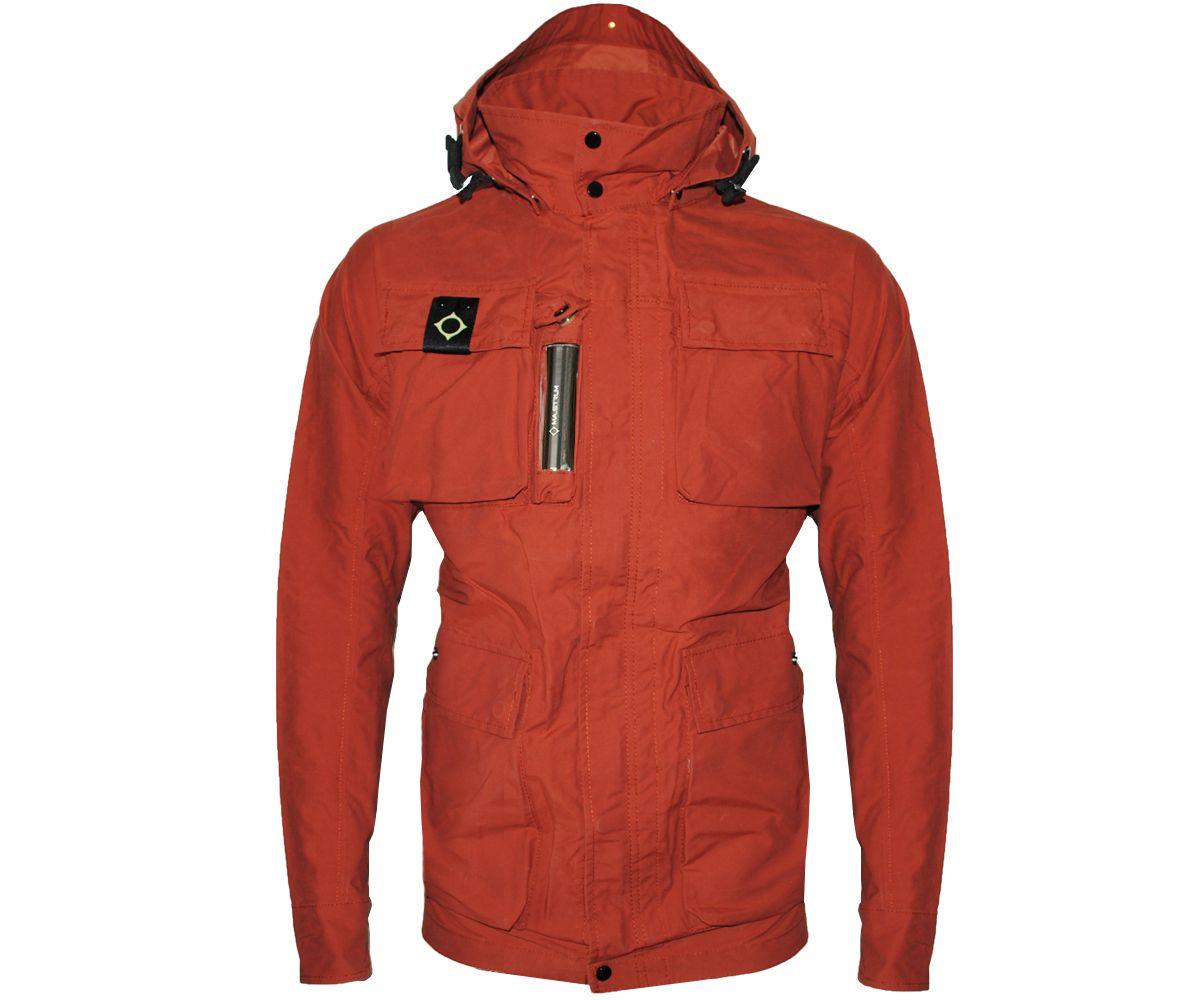 d4c2a8d405f4d MA.Strum Torch Jacket Rust Orange - Terraces Menswear | ropa toto ...