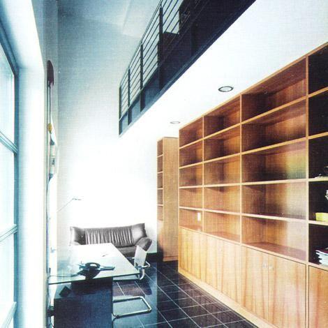 Max Dudler Architekt - Haus Pfeilsticker Kleinmachnow Max Dudler - architekt wohnzimmer