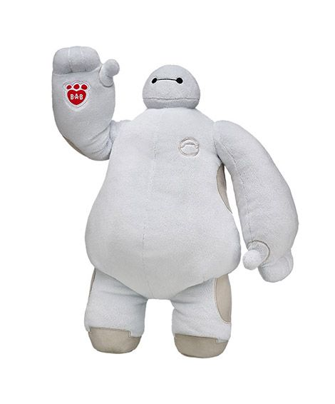 Big Hero 6 Baymax with Sound | Build-A-Bear