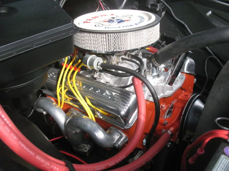 The Chevrolet 327 Engine Engine and Chevrolet