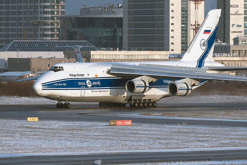 #Antonov #An-124 #400mm #1dx #canon #led #plane #planespotting #spotting #air #airjet #jet #aircraft #airplane