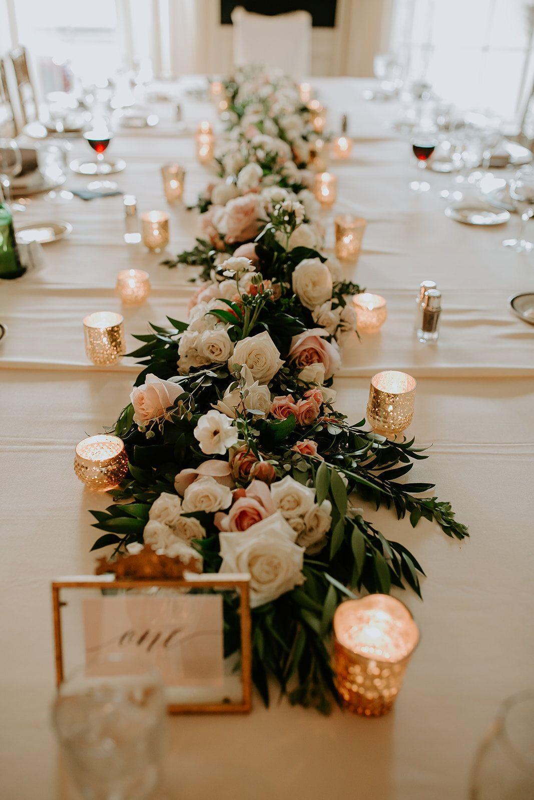 ANNA & AUSTIN — Grand Rapids Wedding Florist Michigan