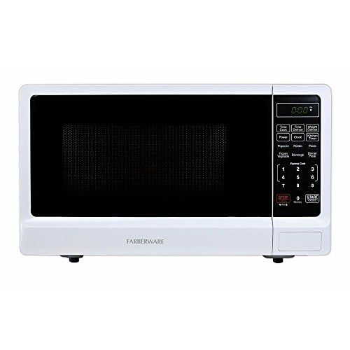 Countertop Microwave Oven Classic 11 Cu Ft 1000watt With Multistage Cooking Functions White Wa Countertop Microwave Oven Countertop Microwave Microwave Oven