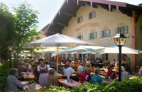 Wirtshaus D'Feldwies Übersee - restaurant chiemsee