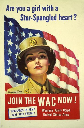 Join U.S Army Air Corps NEW Vintage Reproduction WW2 POSTER