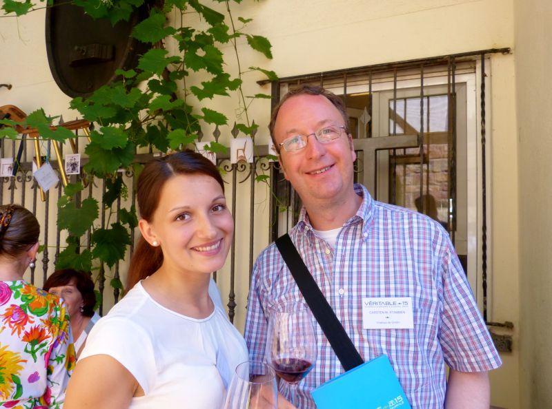 """Janine und Carsten haben die Véritable, laut Presse """"Deutschlands schönste Weinmesse"""", besucht und berichten über ihre Erlebnisse. Mehr gibts im Magazin http://www.vicampo.de/magazin/veritable-2015/"""