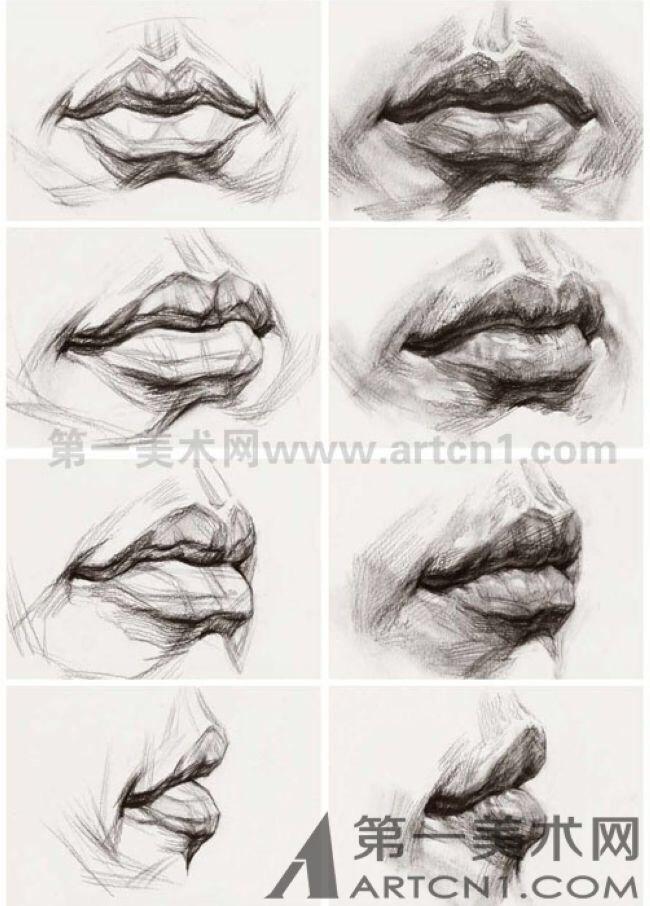 Pin von 채현 백 auf 인체   Pinterest   Zeichnen, Gesichter zeichnen ...