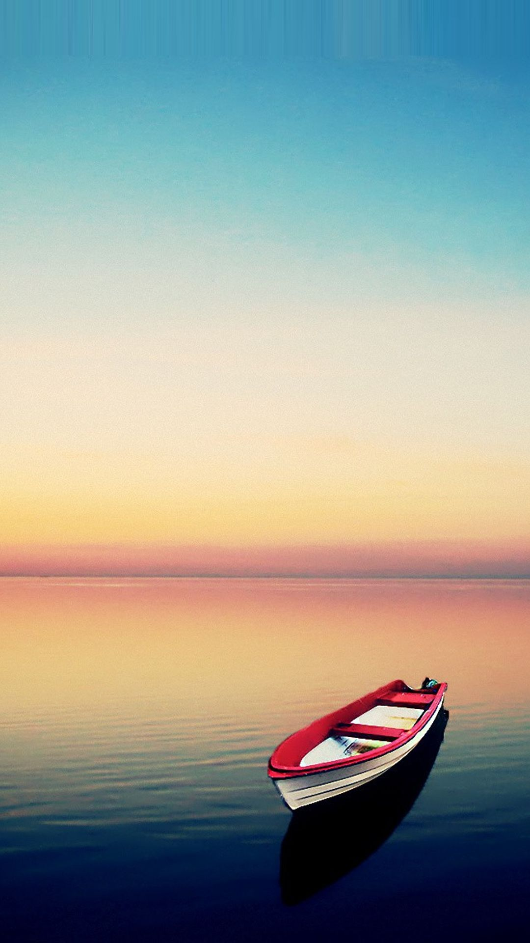 Boat At Sunset Smartphone Hd Wallpapers Samsung Galaxy Wallpaper Samsung Wallpaper Hd Phone Wallpapers