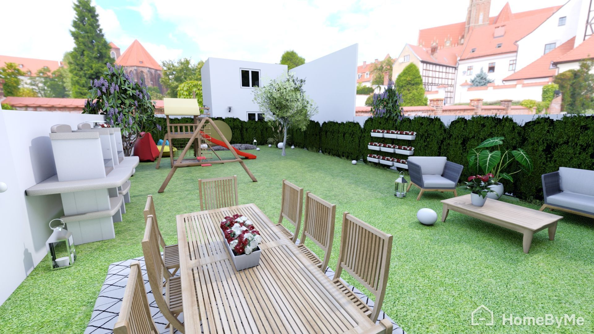 Homebyme est un logiciel d 39 architecture d 39 int rieur 3d - Decorer sa maison virtuellement gratuit ...