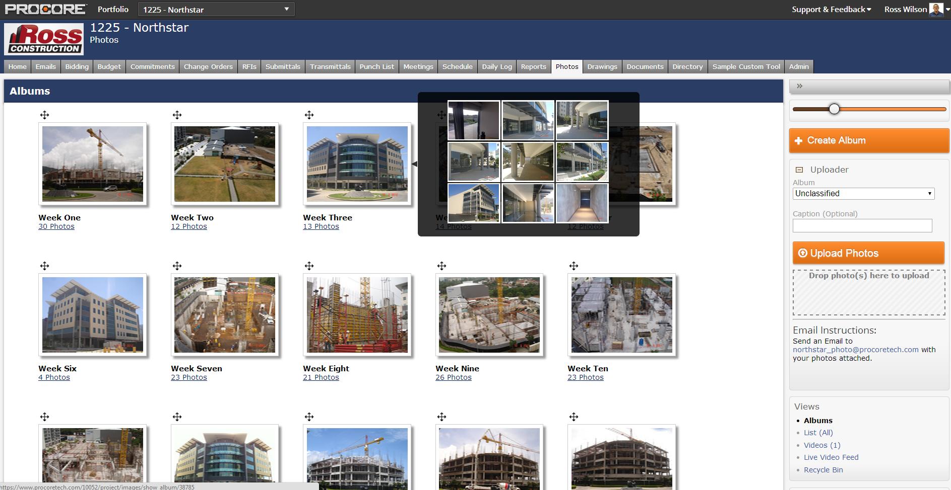 Procore screenshot # 4 | Procore | Construction project management
