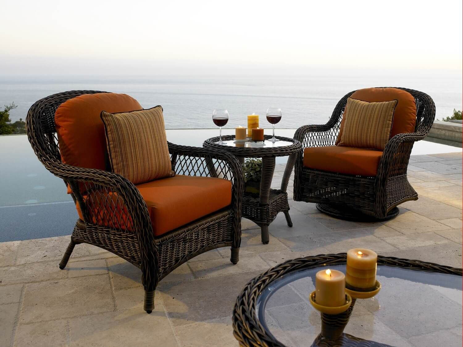 25 Patio Dining Sets Perfect For Spring Decorating Ideas Wicker