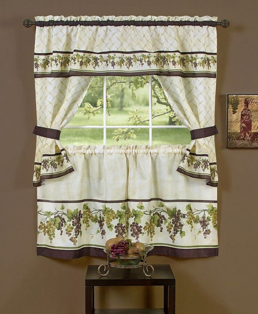 Amazing Kitchen Curtain Ideas For You Lighthouse Garage Doors - Where to buy kitchen curtains