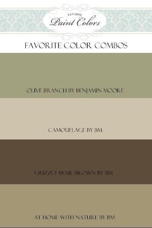 Color Pallette To Go With Benjamin Moore S Olive Branch By Edith Delacruz 948