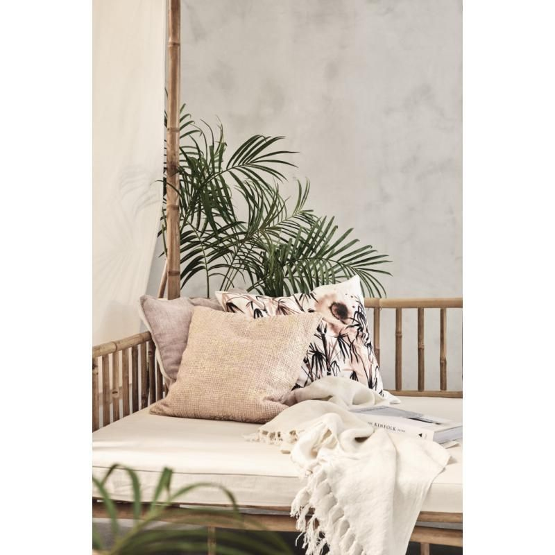 Bamboo Daybed with Mattress