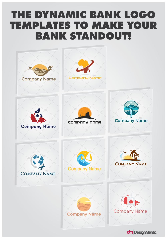 Logo maker vs Custom Logo Decoding a Bank Logo Design