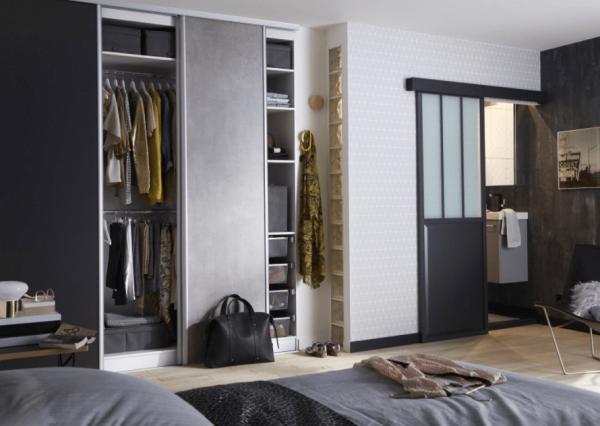 verriere porte coulissante ferronnerie mtallerie serrurerie deuxsvres luart du ferplay porte le. Black Bedroom Furniture Sets. Home Design Ideas