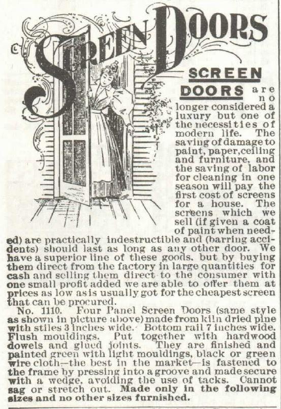 35++ When were window screens invented ideas