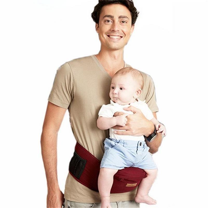 a3aa5221901 Baby Carrier Waist Hipseat Front Facing Waist-Belt Infant Hip Seat Babies  Sling  BabyCarrier