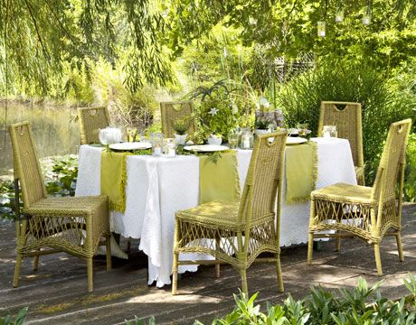 10 Stunning Ideas for Outdoor Dinner Party Decorations Dining
