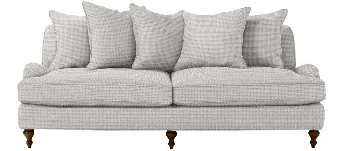 Captivating Miramar Sofa   Upholstered