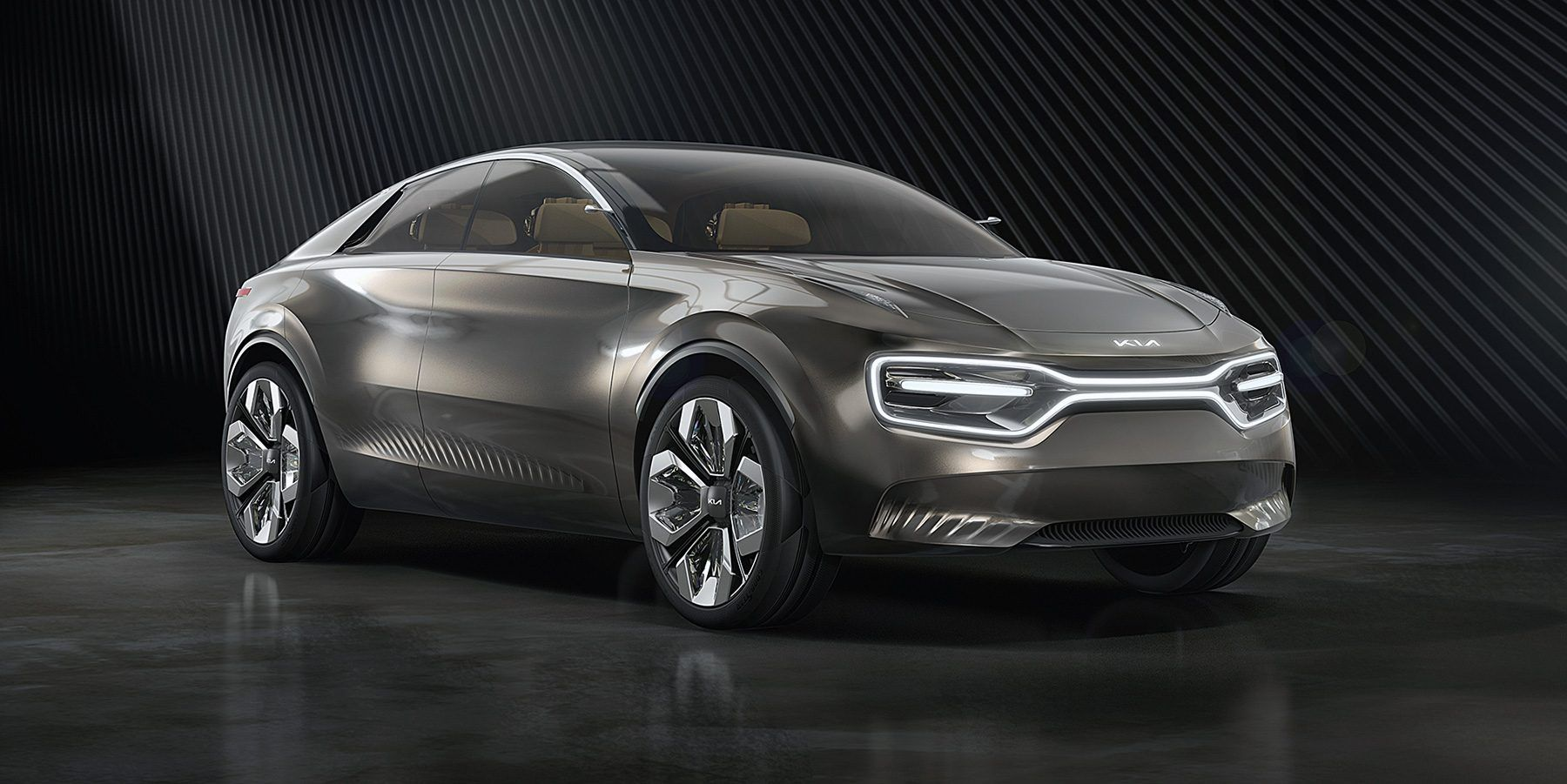 Kia will produce its sporty Imagine EV in 2021, but an